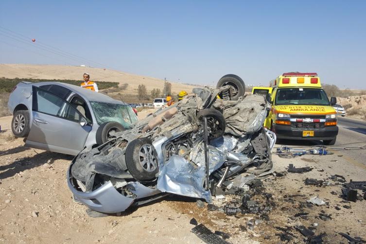 Photo of مصرع 36 قتيلا عربيا بحوادث الطرق منذ بداية 2018