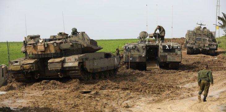 Photo of جنرال إسرائيلي يدعو للضغط من أجل عملية عسكرية بغزة