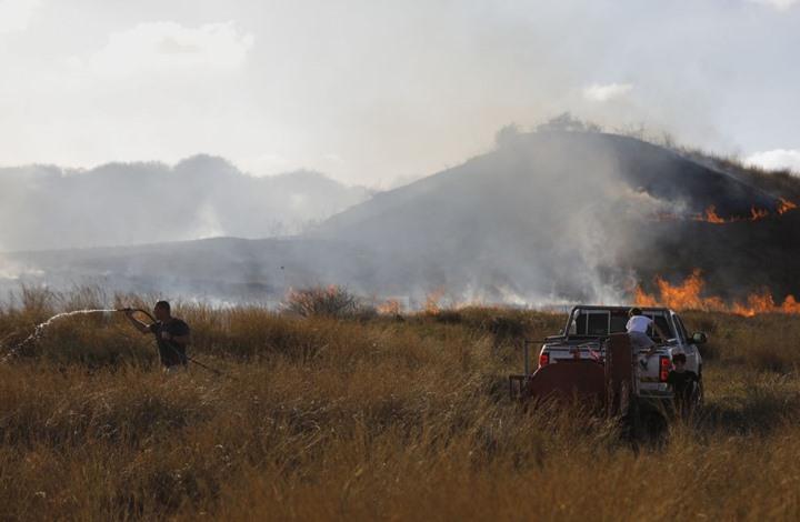 Photo of طائرات غزة الورقية تحرق 600 دونم للمستوطنين في يوم واحد