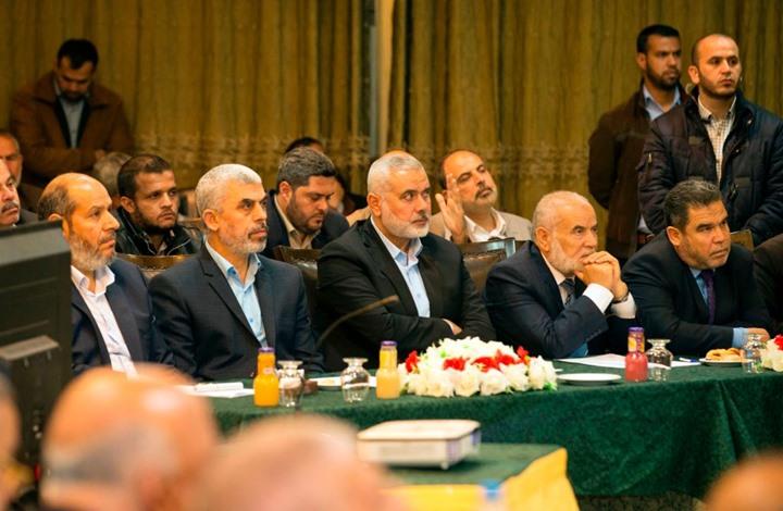 Photo of حماس تكشف تفاصيل المقترح المصري للمصالحة مع فتح