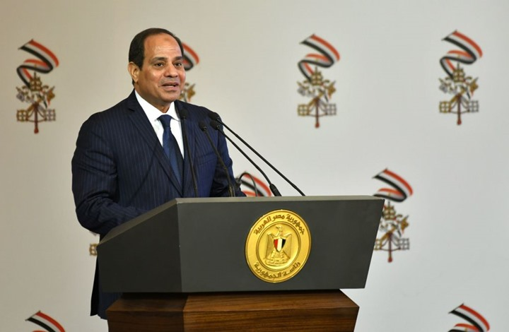 "Photo of السيسي للمصريين: ""ما حققناه خيال.. اصبروا وسترون العجب"""