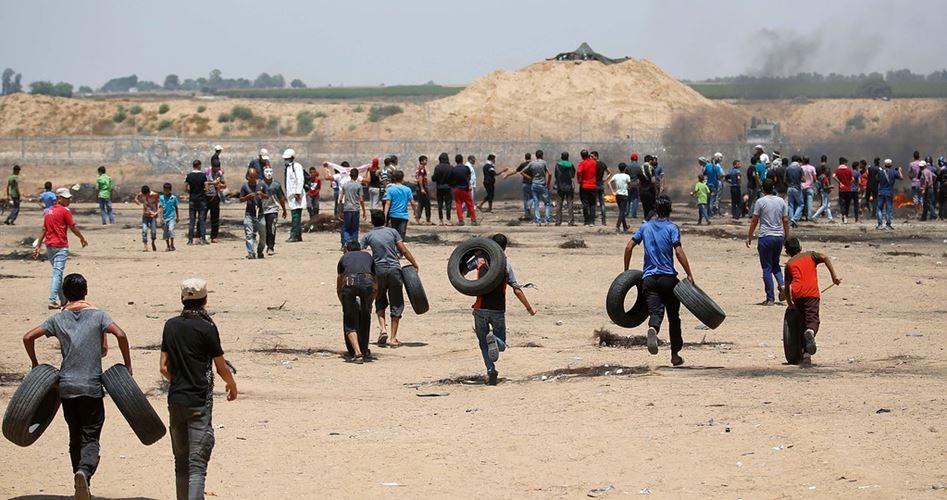 "Photo of معاريف: هكذا ولدت ""مسيرة العودة"" صداعاً مزمناً لإسرائيل"