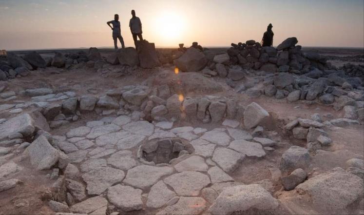 Photo of العثور في الأردن على أقدم خبز في العالم