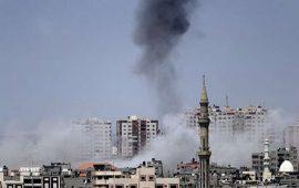 تهدئة في غزة بعد ليلة مشتعلة