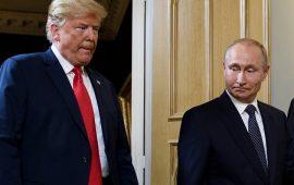 إندبندنت: كيف كان بوتين المستفيد الوحيد من قمة هلسنكي؟