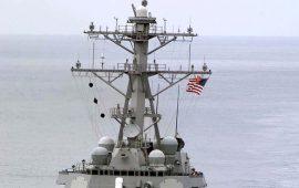 تزامنا مع حرب تجارية.. مدمرتان أمريكيتان تدخلان مضيق تايوان