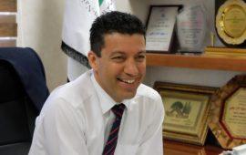 جامعة بريطانية تمنح البروفيسور سليم حاج يحيى أرفع منصب أكاديمي