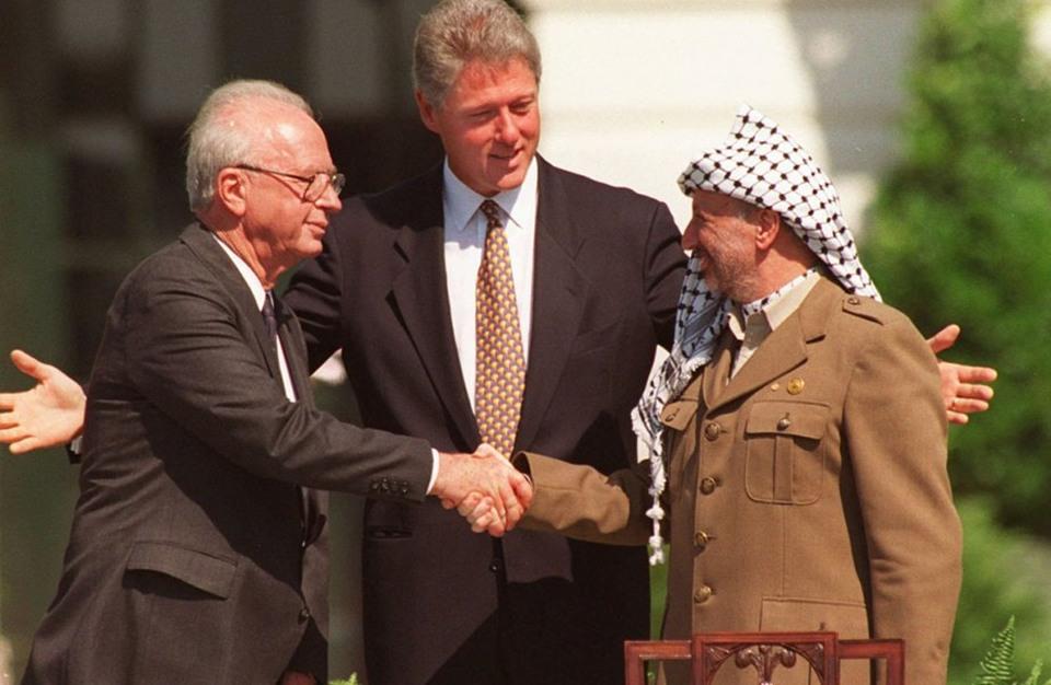 Photo of مؤتمر إسرائيلي يدعو لربط الضفة بالأردن وإلغاء اتفاق أوسلو