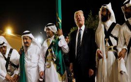 """هيرست: متى يتعلم السعوديون أن ترامب """"سام""""؟"""
