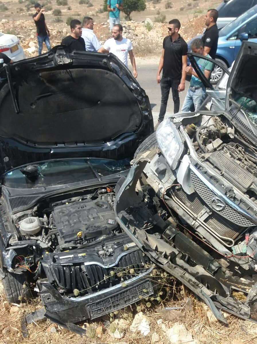Photo of مصرع فتاة و6 إصابات في حادث مروع قبالة الجامعة الأميركيّة بجنين