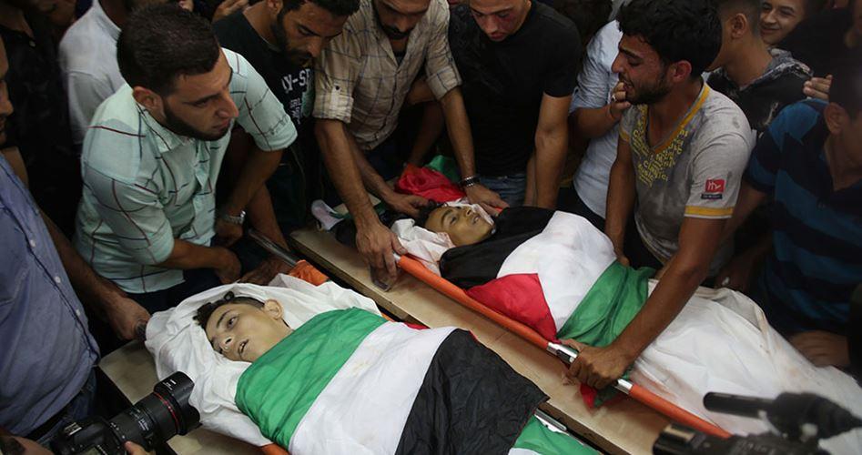 Photo of مقتل 37 طفلًا فلسطينيًّا على يد السلطات الإسرائيلية منذ بداية 2018