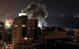 3 شهداء منهم أم وطفلتها الرضيعة بغارات إسرائيلية على غزة