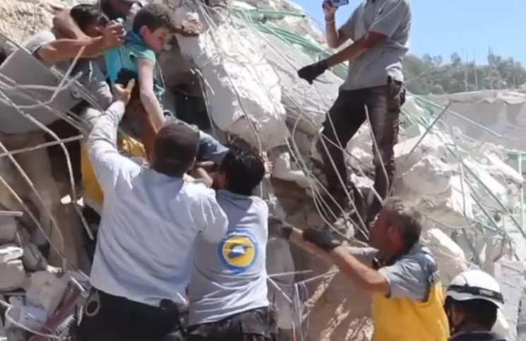 Photo of اليونسيف تحذر: مليون طفل سوري معرضون للخطر في إدلب وحدها