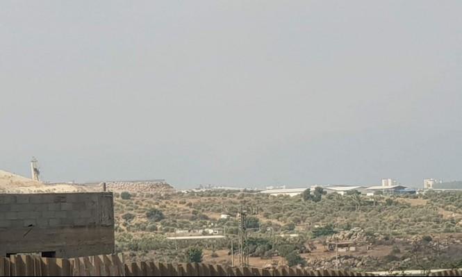 Photo of الجرافات الإسرائيلية تهدم عزبة زراعية في طمرة