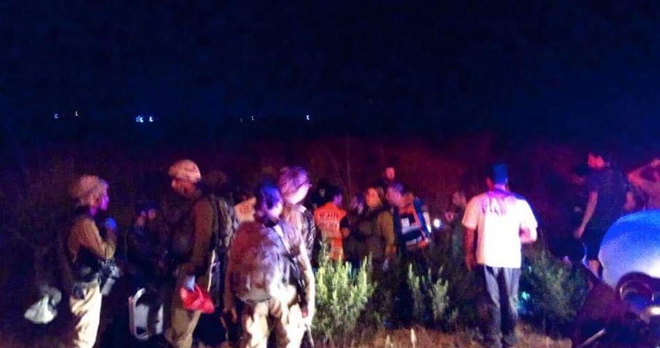 Photo of مقتل مستوطنة إسرائيلية بعملية دهس قرب نابلس