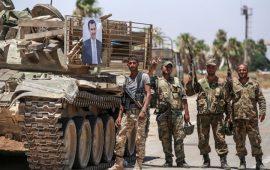 استنفار في مطار حماة العسكري وأنباء عن حملة على إدلب