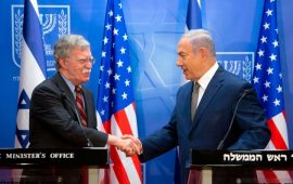 بولتون يتحدث عن موعد صفقة القرن وسيادة إسرائيل بالجولان