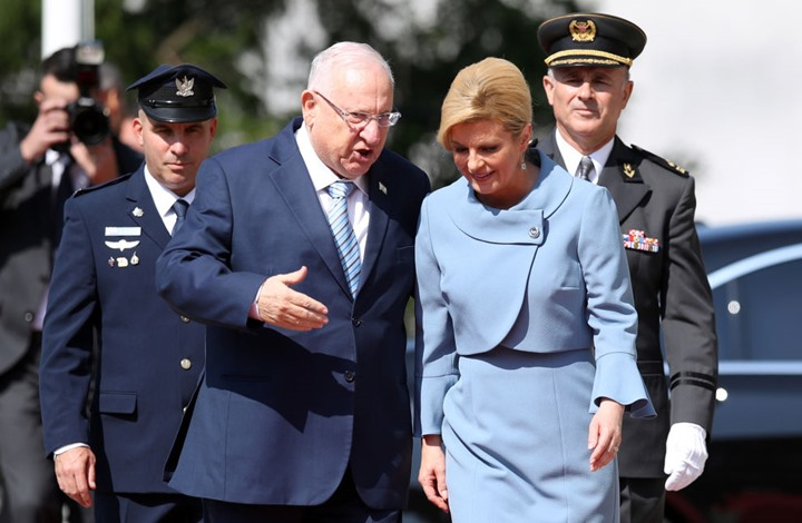 Photo of نشوء توتر بين إسرائيل وصربيا إثر بيع مقاتلات إلى كرواتيا