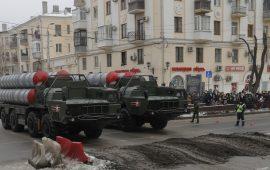 """روسيا تعلن تاريخ تسليم تركيا """"أس 400"""""""