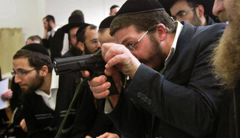 توجّه حكومي لتسليح نصف مليون إسرائيلي