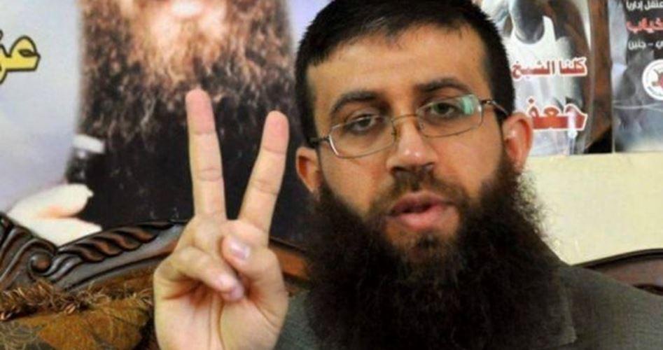 Photo of الأسير خضر عدنان يواصل إضرابه عن الطعام لليوم الـ 25