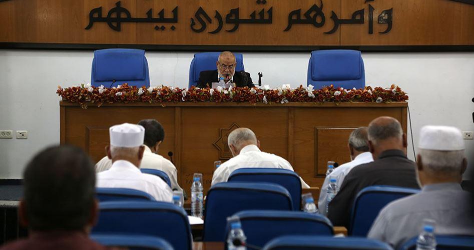 Photo of خلال جلسة اليوم لمناقشة شرعيته… التشريعي: عباس لا يمثل الشعب الفلسطيني