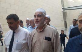 """بطلب من الدفاع: """"الصلح"""" في حيفا تبحث غداً الأربعاء في ملف اعتقال الشيخ رائد صلاح"""