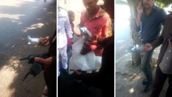 Photo of اعتقال شخص ألقى عبوة ناسفة قرب السفارة الأميركية في القاهرة