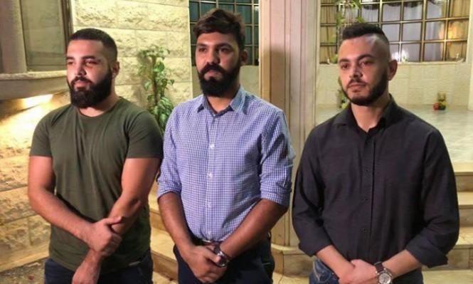 Photo of إطلاق سراح منفذي الاعتداء العنصري على 3 شبان من شفاعمرو