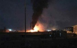 إعلام النظام السوري: صواريخ إسرائيلية استهدفت مطار دمشق