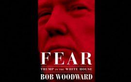 """كتاب """"الخوف"""".. ترامب في مواجهة بوب وودورد"""