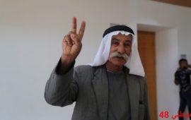 المحكمة تؤجل حبس الشيخ صياح الطوري لمدة شهر