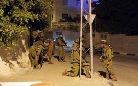 الاحتلال يعتقل 18 مواطنا بالضفة