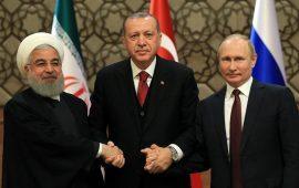 طهران.. انطلاق القمة الثلاثية حول سوريا