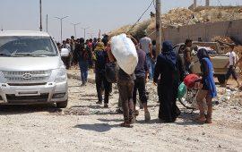 سكان إدلب يرون في الهجرة إلى أوروبا حلا أخيرا