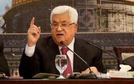 عباس: متمسكون برعاية مصر للمصالحة الفلسطينية