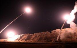 إيران تعلن قصف مواقع بسوريا ردا على هجوم الأحواز
