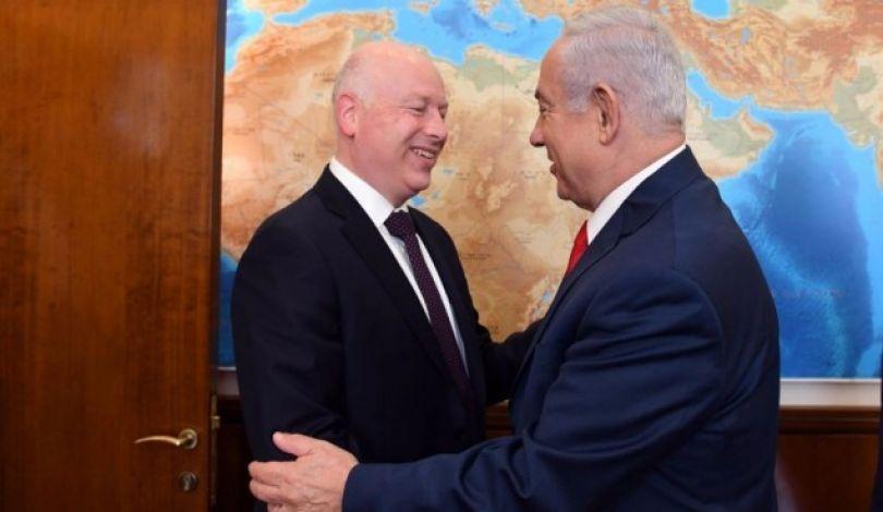 """Photo of الإدارة الأمريكية تُطلع """"إسرائيل"""" على صفقة القرن الأسبوع المقبل"""
