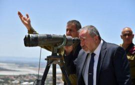 ليبرمان يهدد بالتصعيد ضد غزة