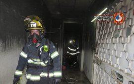 حريق في منزل بالناصرة واصابات جراء استنشاق الدخان
