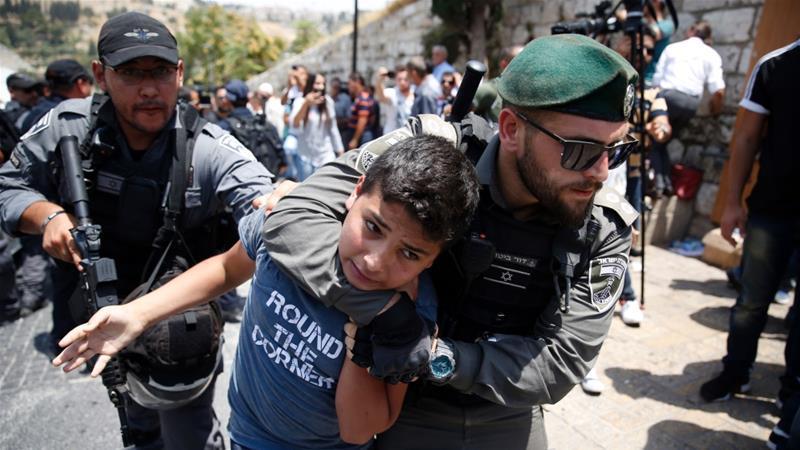 Photo of الحركة العالمية: الاحتلال يسعى لتحويل أطفال فلسطين إلى معاقين