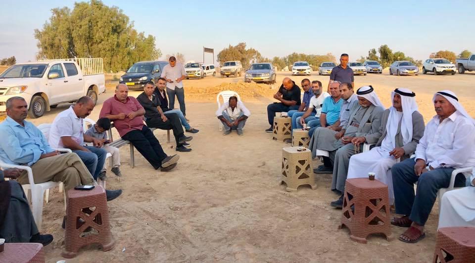 Photo of لجنة التوجيه لعرب النقب تدعو لمظاهرة احتجاجية لنصرة العراقيب