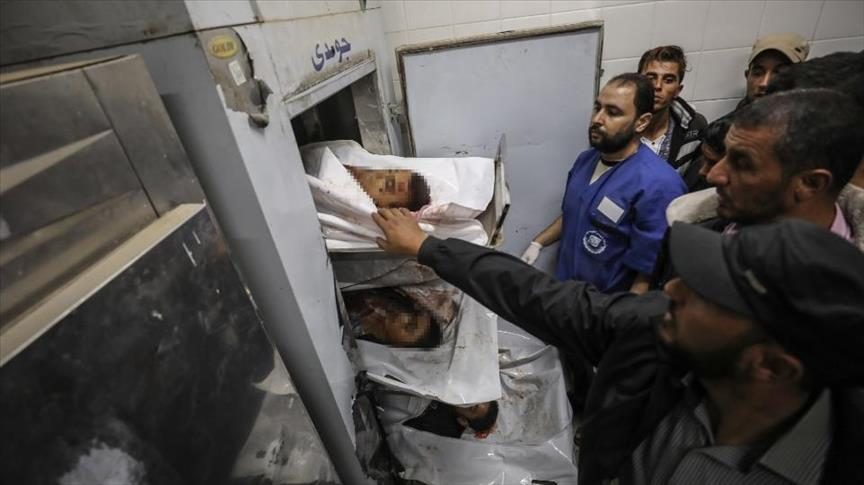 Photo of الاحتلال يقتل 3 أطفال فلسطينيين بغزة