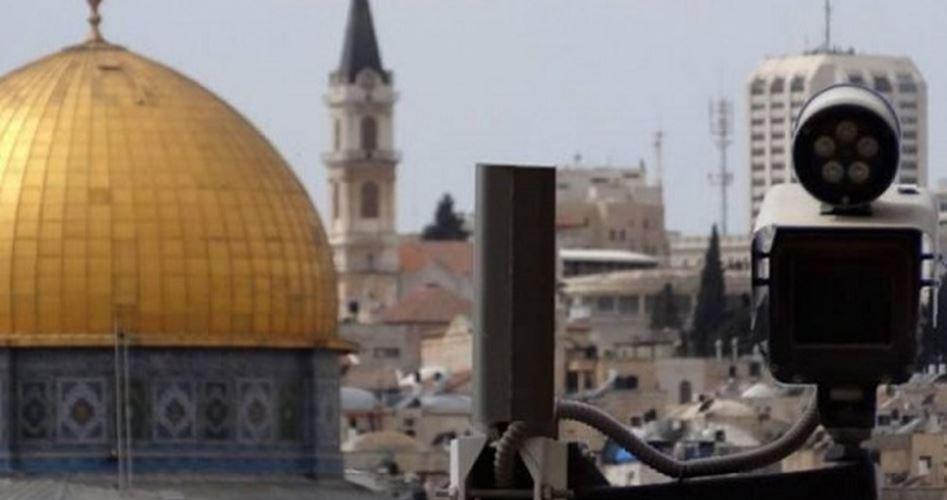 "Photo of ""نظرة القدس"".. زرع 500 كاميرا لاستكمال مهام التجسس والمراقبة"