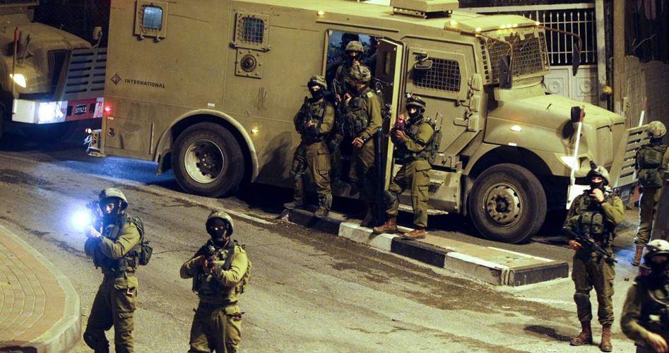 Photo of احتجاز نشطاء أجانب لقيامهم بترميم حديقة جنوب بيت لحم