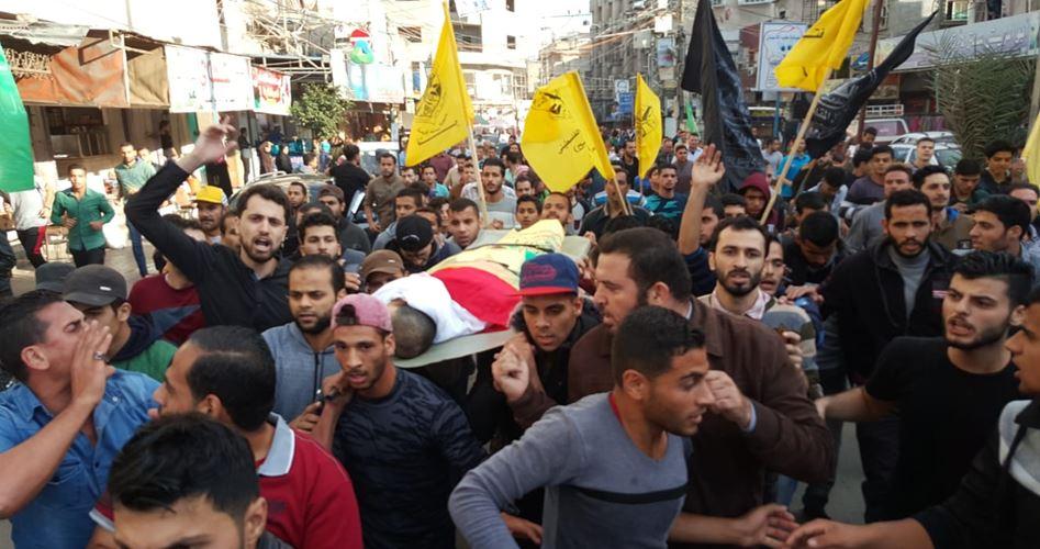 Photo of استشهاد مواطن من خانيونس متأثرًا بإصابته برصاص الاحتلال