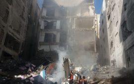 الاحتلال دمر 1252 وحدة سكنية في غزة خلال العدوان الأخير