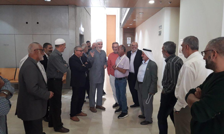 """محكمة الصلح في حيفا تستمع لآخر """"شهود""""  النيابة العامة في ملف الشيخ رائد صلاح"""
