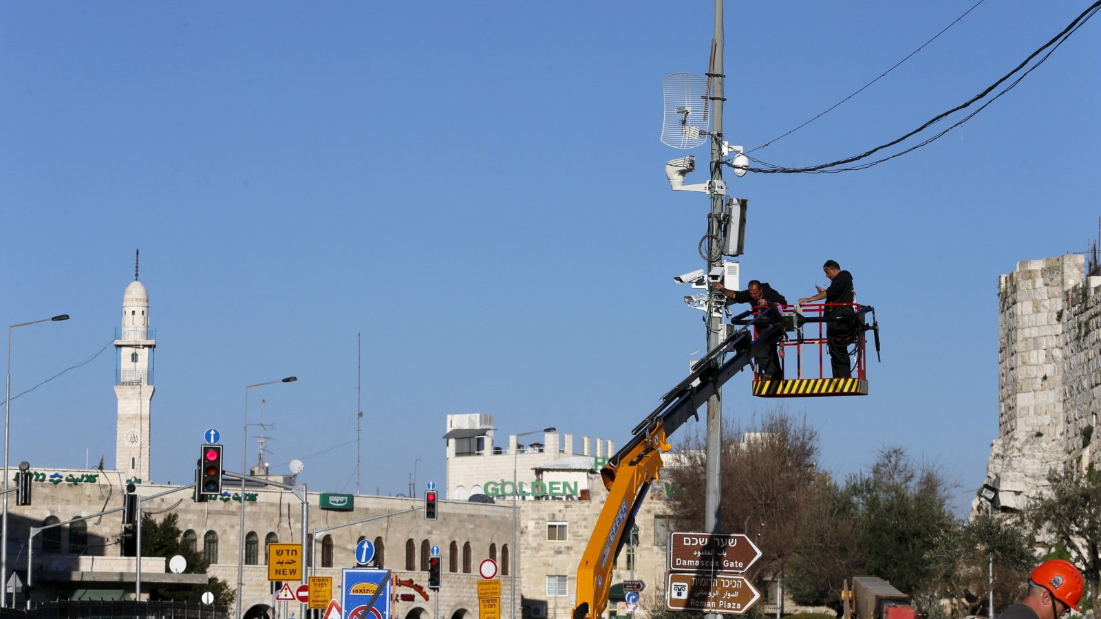 "Photo of ""عين القدس"".. 500 كاميرا ذكية تتعقب تحركات الفلسطينيين"