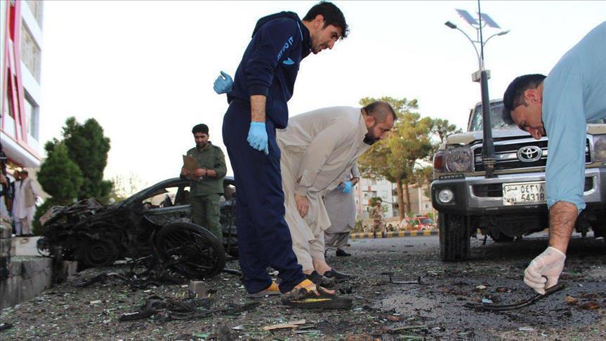 Photo of قتلى وجرحى في هجوم لطالبان شمالي أفغانستان